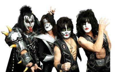バンド「KISS」の画像