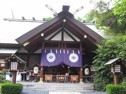 「神社の写真画像