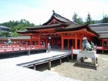 「厳島神社」の写真画像