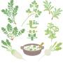 七草粥の画像