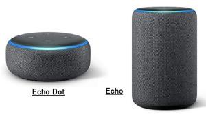 Amazon Echoの写真画像