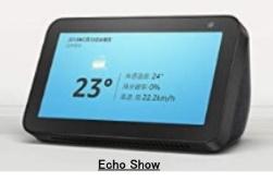 Amazon Echo Showの写真画像