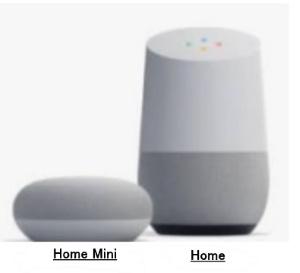 Google Homeの写真画像